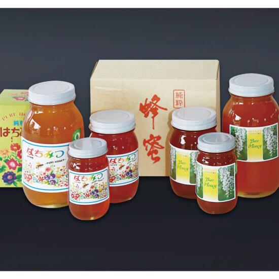 赤石養蜂場|純粋蜂蜜