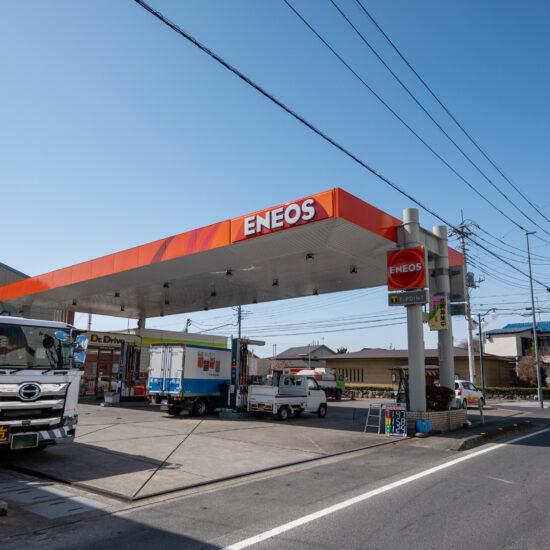 関東日石 大間々給油所